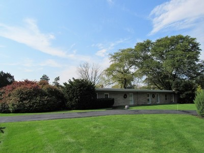 Sleepy Hollow Single Family Home For Sale: 1715 Hillcrest Drive