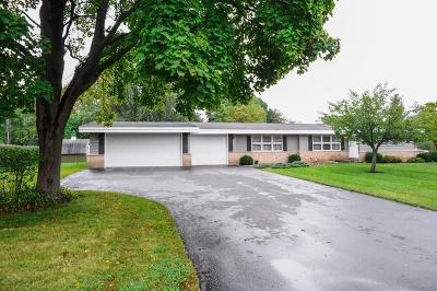 Northbrook Single Family Home For Sale: 1632 Oakwood Road