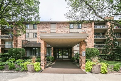 Willowbrook Condo/Townhouse For Sale: 301 Lake Hinsdale Drive #312