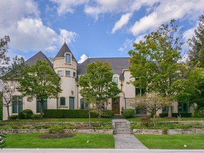 Glen Ellyn, Wheaton, Lombard, Winfield, Elmhurst, Naperville, Downers Grove, Lisle, St. Charles, Warrenville, Geneva, Hinsdale Single Family Home For Sale: 805 West Hickory Street