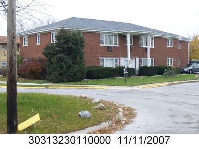 Lansing Multi Family Home For Sale: 18306 Exchange Avenue