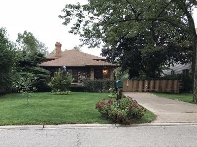 Bensenville Single Family Home For Sale: 337 Miner Street