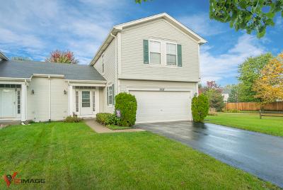 Plainfield Condo/Townhouse For Sale: 2227 Carpenter Avenue #2227