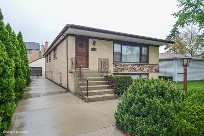 Franklin Park Single Family Home For Sale: 3038 North Elm Street