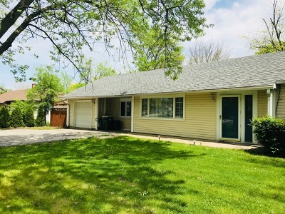 La Grange Highlands Single Family Home For Sale: 6103 Willow Springs Road