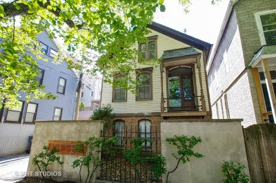 Multi Family Home For Sale: 1015 West Wolfram Street