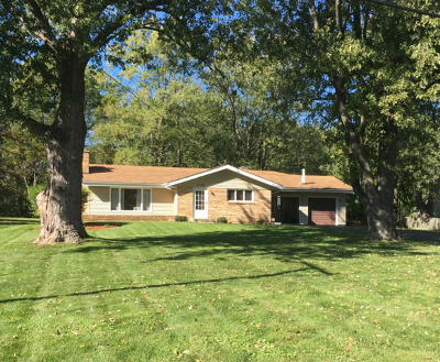 Frankfort Single Family Home For Sale: 21160 South 93rd Avenue