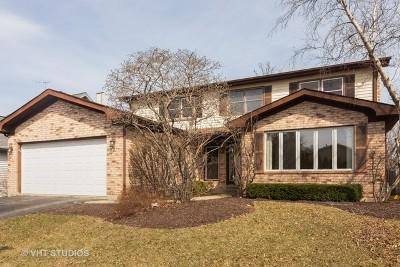 Wheeling Single Family Home Price Change: 711 Garth Road