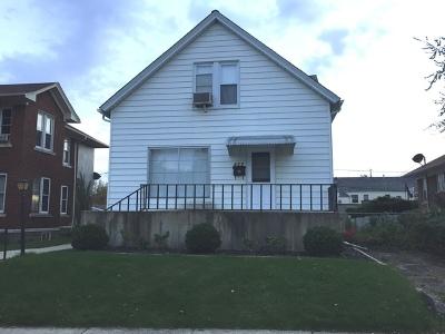 Joliet Rental For Rent: 422 West Bridge Street #3