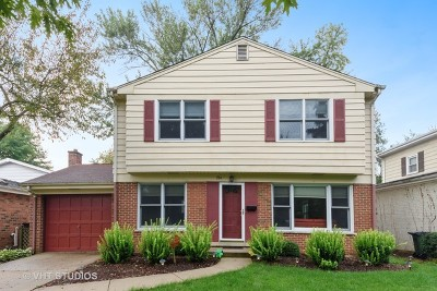 Arlington Heights Single Family Home For Sale: 334 South Derbyshire Lane