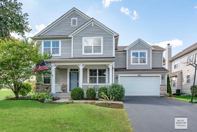 Oswego Single Family Home For Sale: 697 Bonaventure Drive
