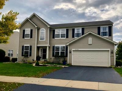 Montgomery Single Family Home For Sale: 3039 Secretariat Lane