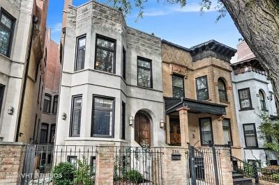 Single Family Home For Sale: 550 West Oakdale Avenue