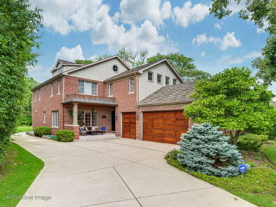 Glenview Single Family Home For Sale: 312 Country Lane