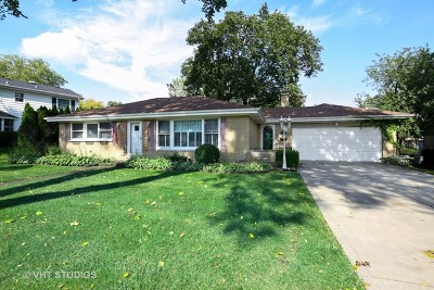 Elmhurst Single Family Home For Sale: 309 East South Street
