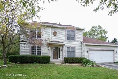 Cary Single Family Home For Sale: 1268 Saddle Ridge Trail