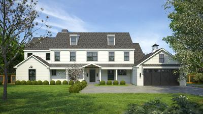 Winnetka Single Family Home For Sale: 1360 Trapp Lane