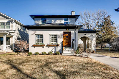 Libertyville Single Family Home For Sale: 232 Sunset Drive
