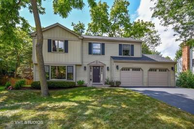 Batavia Single Family Home For Sale: 609 Violet Lane