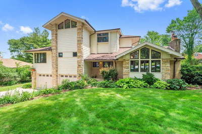 Hinsdale Single Family Home For Sale: 433 North Monroe Street
