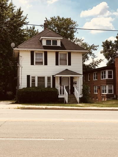 Lombard Multi Family Home For Sale: 359 West St Charles Road
