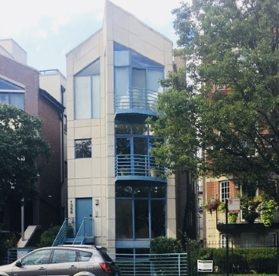 Condo/Townhouse For Sale: 1356 West Hubbard Street #2