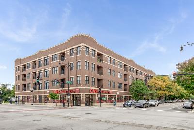 Condo/Townhouse For Sale: 4814 North Damen Avenue #410