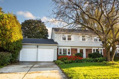 Buffalo Grove Single Family Home Price Change: 979 Bernard Drive