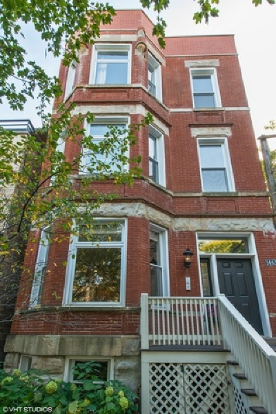 Condo/Townhouse For Sale: 1463 West Cuyler Avenue #1