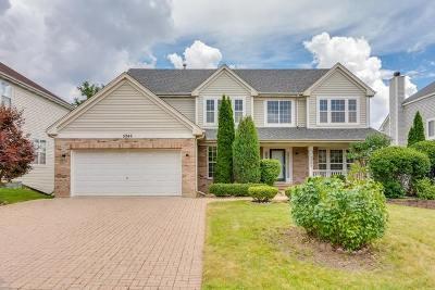 Lisle Single Family Home Price Change: 5245 Burnham Street