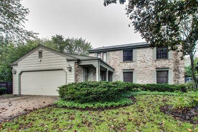 Glenview Single Family Home For Sale: 2424 Pfingsten Road