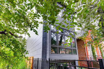 Wicker Park, Bucktown Single Family Home For Sale: 2331 West Moffat Street