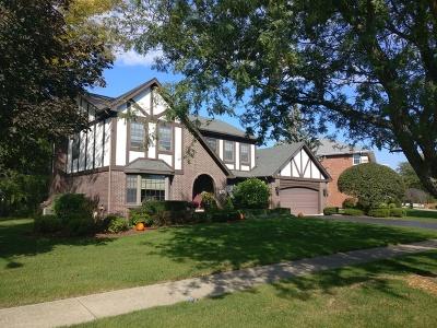 Frankfort Single Family Home New: 118 Grant Avenue