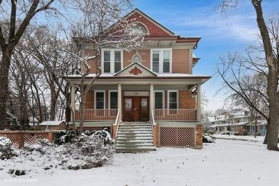 Oak Park Multi Family Home For Sale: 502 Jackson Boulevard