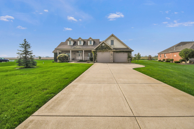 Monee Single Family Home For Sale: 10117 West Sweet Grass Circle