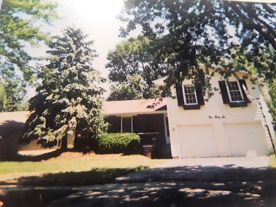 Bolingbrook Single Family Home For Sale: 136 Mayfield Drive