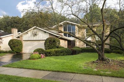 Wilmette Single Family Home For Sale: 3528 Riverside Drive