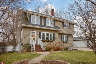 Glen Ellyn Single Family Home For Sale: 397 Lorraine Street