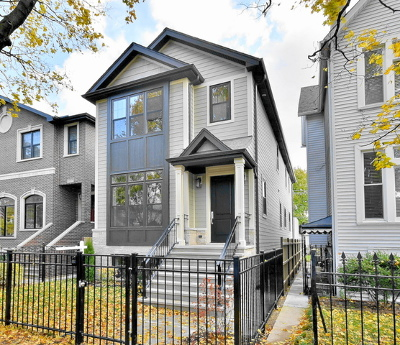 Single Family Home For Sale: 1941 West Warner Avenue