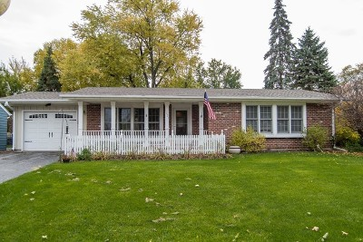 St. Charles Single Family Home For Sale: 1021 Walnut Street
