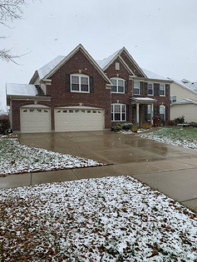 Bolingbrook Single Family Home Price Change: 1283 Twilight Way