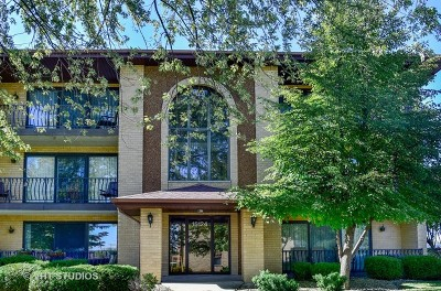 Orland Park Condo/Townhouse New: 15124 Evergreen Drive #2D