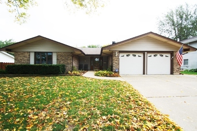 Schaumburg Single Family Home For Sale: 1527 Churchill Road