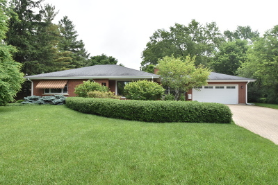 Geneva Single Family Home For Sale: 919 Meadows Road