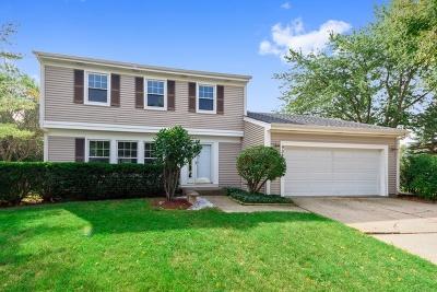 Buffalo Grove Single Family Home For Sale: 908 Thompson Boulevard