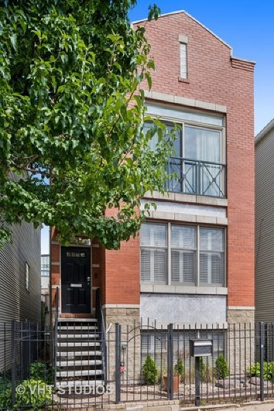 Single Family Home New: 537 North Hartland Court
