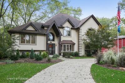Glen Ellyn Single Family Home New: 22w531 Balsam Drive