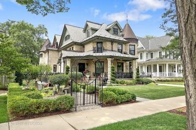 La Grange Single Family Home For Sale: 124 South La Grange Road