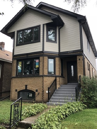 Elmwood Park Single Family Home For Sale: 2903 North 77th Court