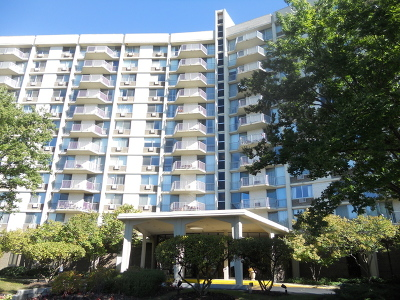 Oak Brook Condo/Townhouse Price Change: 20 North Tower Road #12F